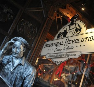Industrial Revolution Grille