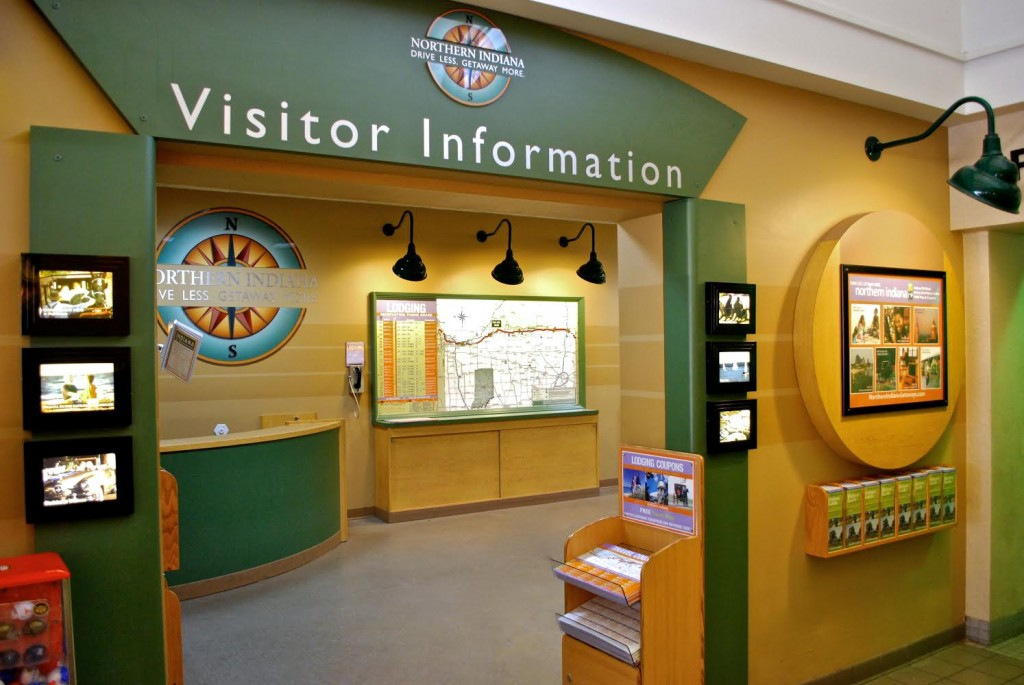 Toll Road Welcome Center