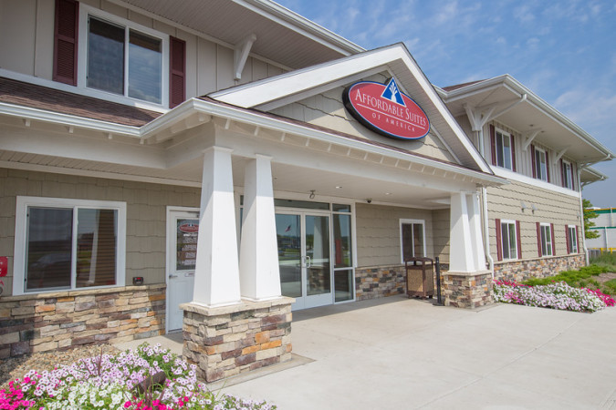 Affordable Suites of America - Portage