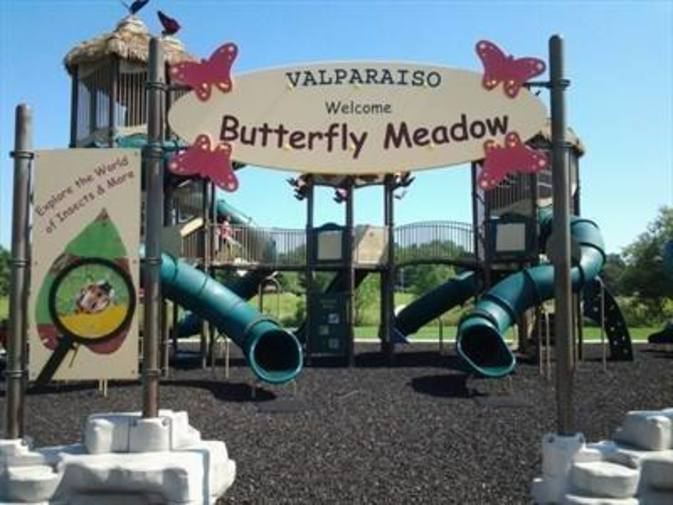 Butterfly Meadows and Caterpillar Crossing