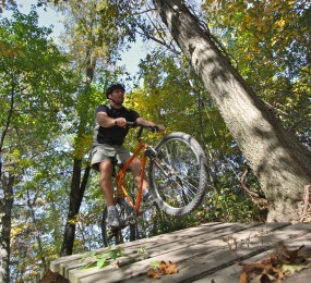 Bicycling in Indiana Dunes